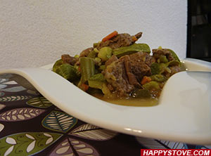 Drunk Stew with Beef and Beer - By happystove.com