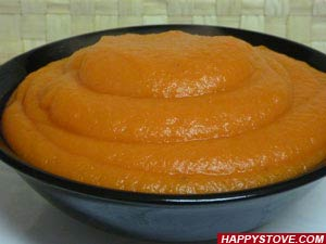 Mashed Carrots And Potatoes - By happystove.com