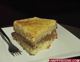 Zuppa Inglese (Italian Pastry Cream Custard Sponge Cake)